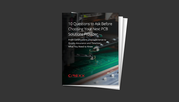 10 Questions to Ask Before Choosing Your Next PCB Solutions Provider